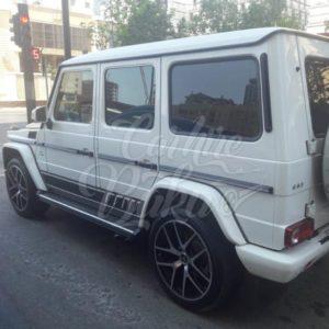 Mercedes G63 AMG / Car Rental Baku / Avtomobil Kirayesi / аренда машин в Баку