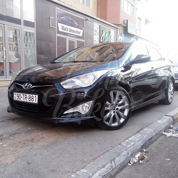 Hyundai i40 / Rental cars Baku / Arenda Maşınlar / Машины на прокат / 22102018
