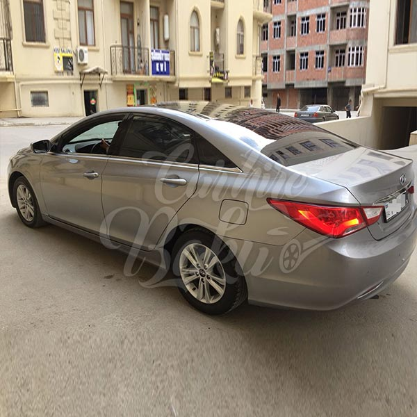 Hyundai Sonata / аренда авто в Баку / kiraye masinlar / rental cars in Baku / 21102018