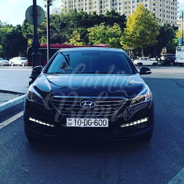 Hyundai Sonata / аренда авто в Баку / kiraye masinlar / rental cars in Baku / 19102018