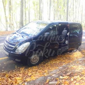 Hyundai H1 | Rent Car Baku, Car Hire Baku / 01112018