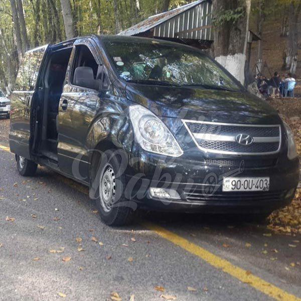 Hyundai H1 | Rent car Baku, Car Hire Baku / 01112018