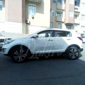 KIA SPORTAGE / аренда авто в Баку / avtomobil kirayesi / car rental Baku / 03112018
