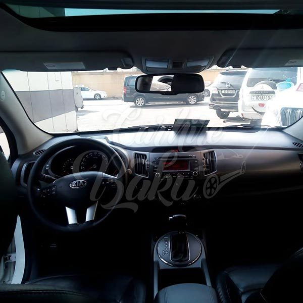 KIA SPORTAGE / аренда авто в Баку / avtomobil kirayesi / car rental Baku / 03112018