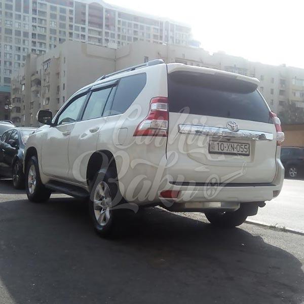 Toyota Prado / Kiraye masinlar / rental cars / авто на прокат / 31102018