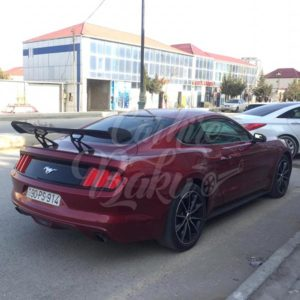 Ford Mustang 2016 / Rent A Car Baku / аренда авто в Баку / Arenda Masinlar 17022019