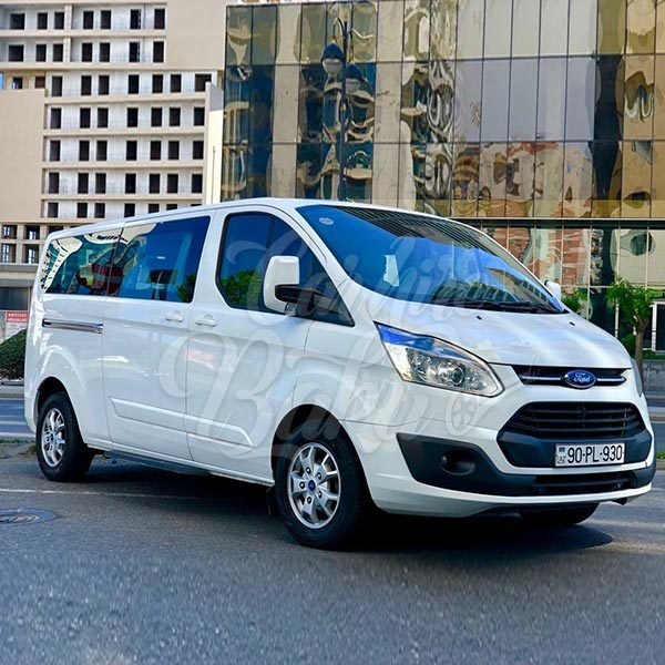 Ford Tourneo 2016 / rent a car Baku / аренда авто в Баку / arenda masinlar 18022019