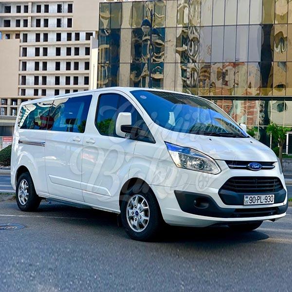 Ford Tourneo 2016 / rent a car Baku / аренда авто в Баку / arenda masinlar 18022019