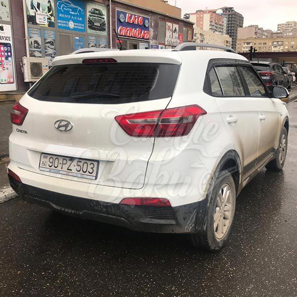 Hyundai Creta 2019 / rental cars in Baku / Bakida kiraye masinlar / Аренда машин в Баку 15022019