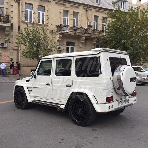 Mercedes G55 2011 / rental cars in Baku / Bakida kiraye masinlar / Аренда машин в Баку 17022019