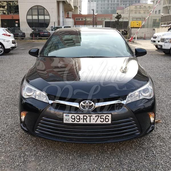 Toyota Camry 2015 / rental cars in Baku / Bakida kiraye masinlar / Аренда машин в Баку 16022019