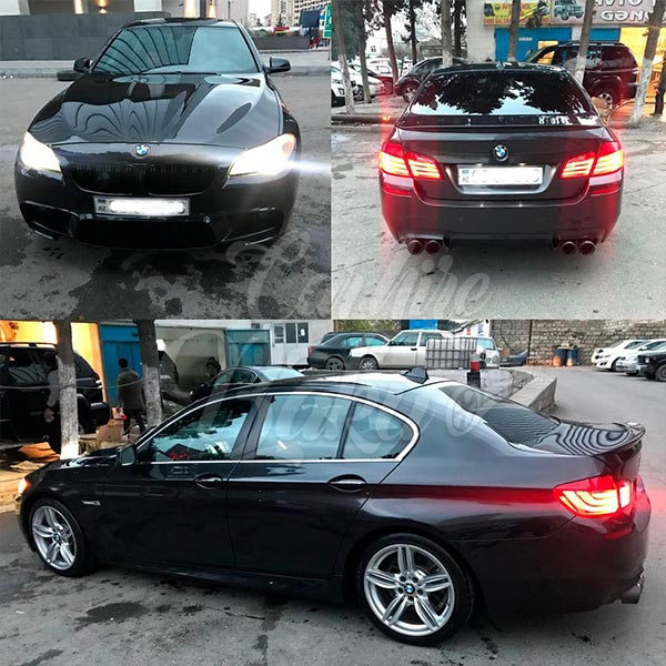 01022019 BMW 5 / rent a car Baku / прокат машин в Баку / arenda masinlar