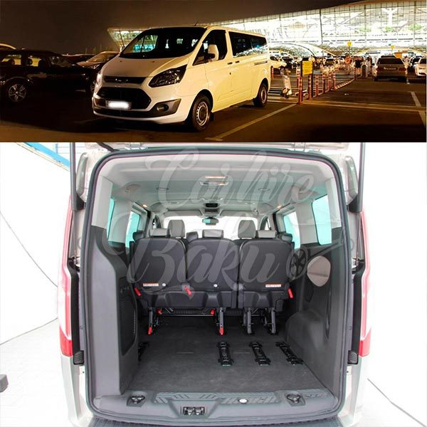 Ford Tourneo 2016 / rent a car Baku / аренда авто в Баку / arenda masinlar 04022019