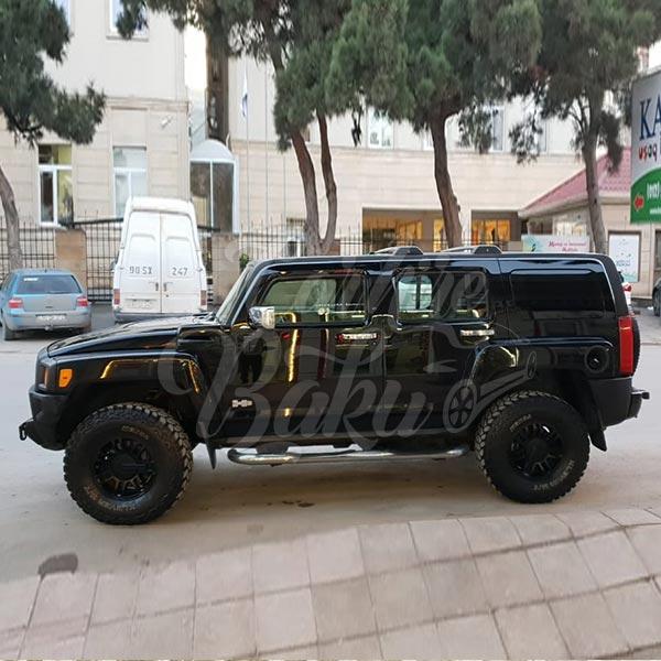 Hummer H3 / rental cars in Baku / avtomobil kirayesi / аренда машин в Баку 03022019