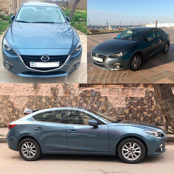 Mazda 3 2014 / rental cars in Baku / Bakida kiraye masinlar / Аренда машин в Баку 04022019