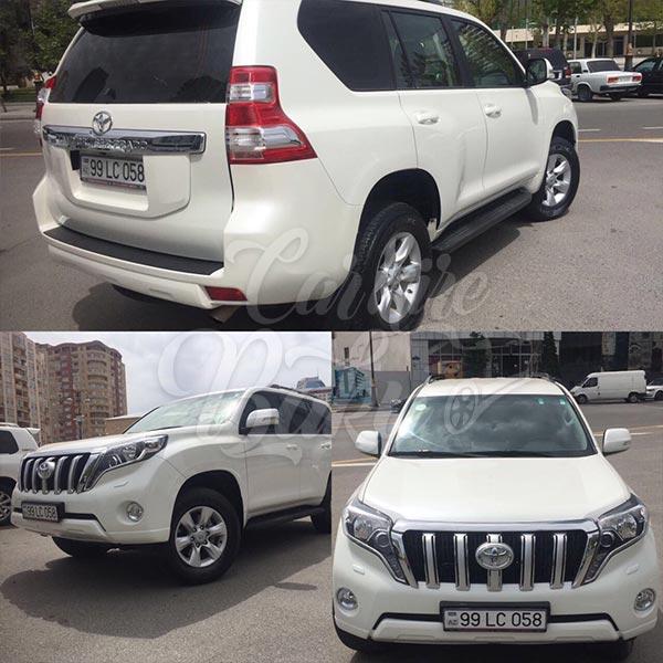 Toyota Prado / Kiraye masinlar / rental cars / авто на прокат / 02022019