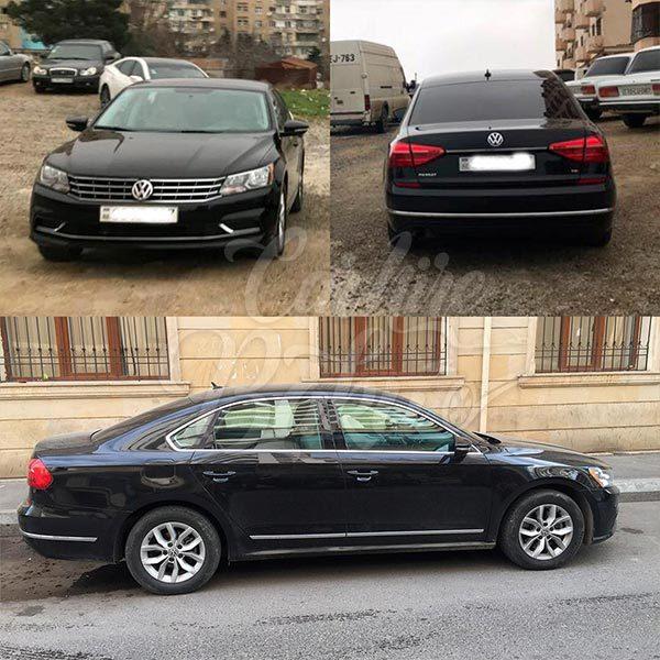 VW Passat 2015 / rent a car Baku / аренда авто в Баку / arenda masinlar 04022019