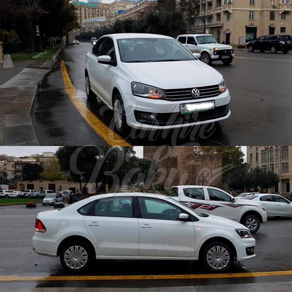 VW Polo / rent a car Baku / аренда авто в Баку / arenda masinlar 04022019