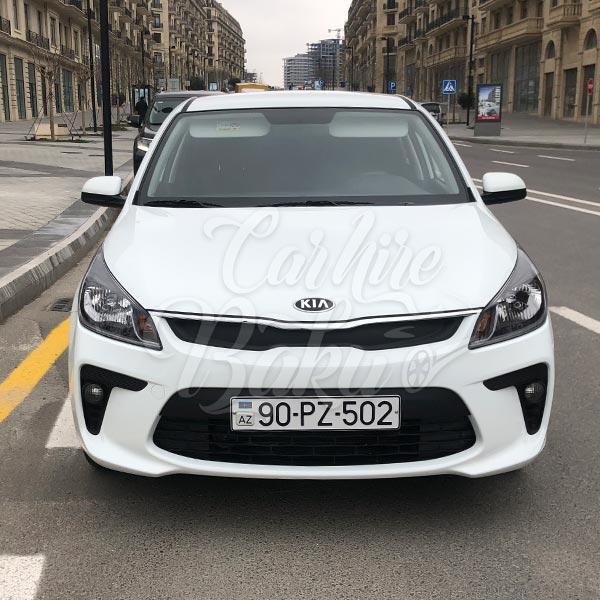 Economy Class Hatchback For Rent In Baku, Azerbaijan
