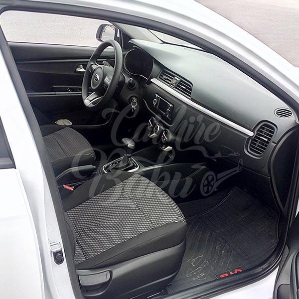 Kia Rio / Economy class rent a car Baku / Прокат авто эконом класса в Баку / Ekonom klass masinlarin icaresi / 24.03.2019