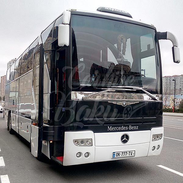 Mercedes-Benz 403 / rental bus in Baku, Azerbaijan / Автобус в аренду в Баку, Азербайджане
