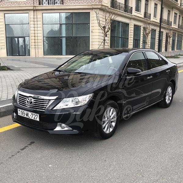 Toyota Camry (2015) / Rent a car Baku / Arenda masinlar / Аренда авто в Баку