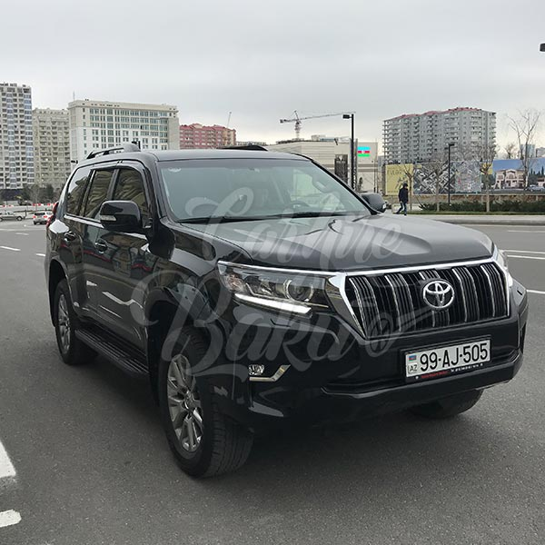 Toyota Prado / SUV class rent a car Baku / Прокат авто эконом класса в Баку / Ekonom klass masinlarin icaresi / 25.03.2019