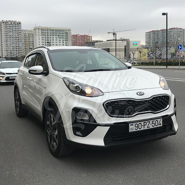 KIA SPORTAGE 2019 / SUV class rent a car Baku / Прокат авто в Баку / Arenda masinlar / 04.04.2019