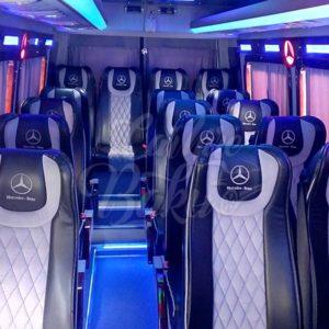 MERCEDES SPRINTER 2012 / Minibus Hire Baku / Прокат микроавтобусов в Баку / Arenda Avtobuslar / 04.04.2019