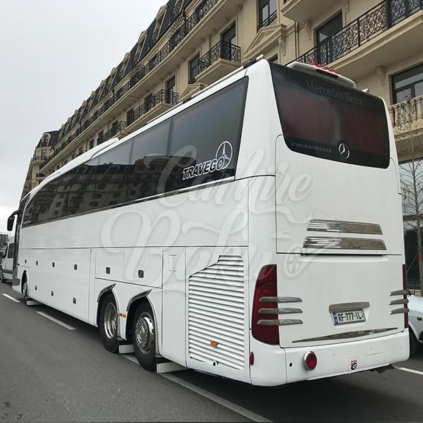 Mercedes-Benz Travego 2012 / Buses and car rental in Baku, Azerbaijan / Аренда автобусов в Баку, Азербайджане / Bakıda avtobusların icarəsi