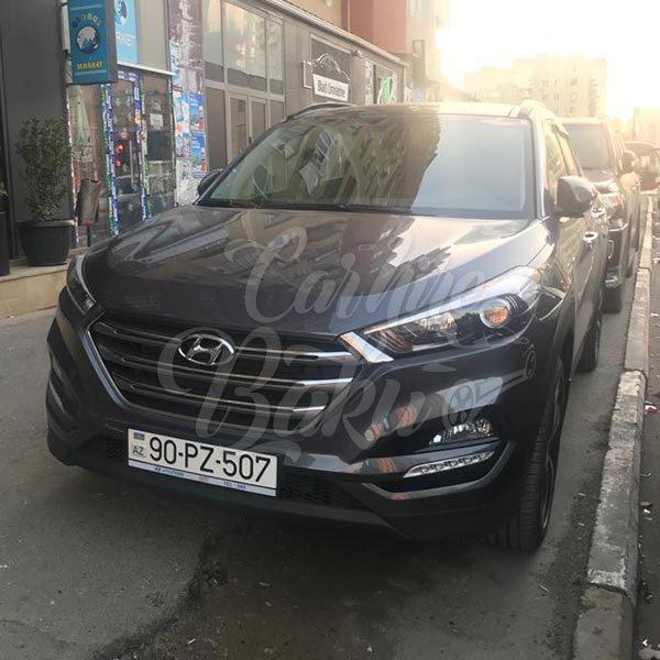 Hyundai Tucson 2019 / rental cars in Baku / Bakida kiraye masinlar / Аренда машин в Баку 11042019