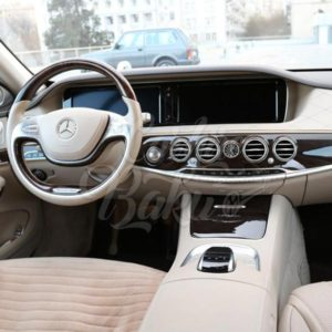 Mercedes Maybach (2015) / Rent A Car Baku / Arenda Masinlar / Аренда авто в Баку 11.04.2019