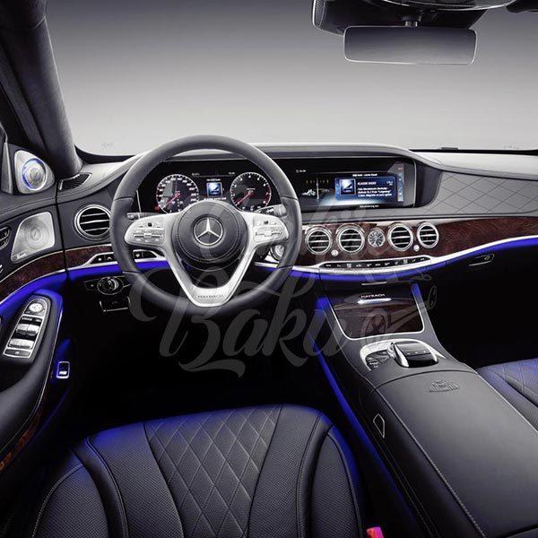 Mercedes Maybach (2018) / Rent a car Baku / Arenda masinlar / Аренда авто в Баку 11.04.2019