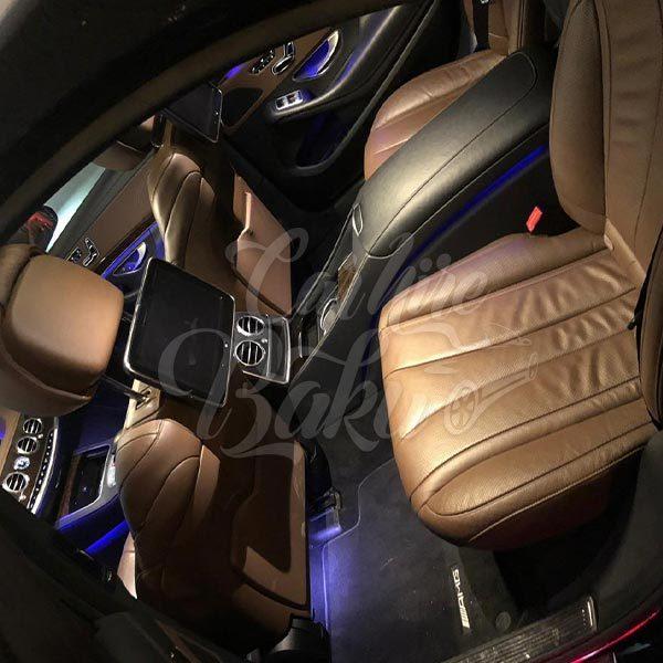 Mercedes S63 AMG 2016 / arenda masinlar / аренда авто в Баку / rent a car Baku