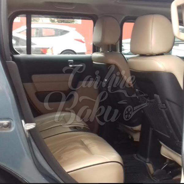 Hummer H3 (2010) / Rent a car Baku / Arenda masinlar / Аренда авто в Баку 10.05.2019