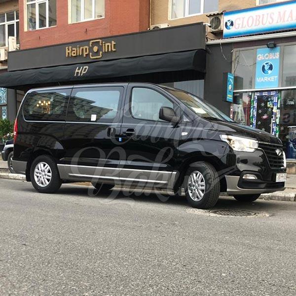 Hyundai H1 (2019) / Rental cars in Baku, Azerbaijan / Kirayə maşınlar / Авто на прокат в Баку, Азербайджан 14.05.2019
