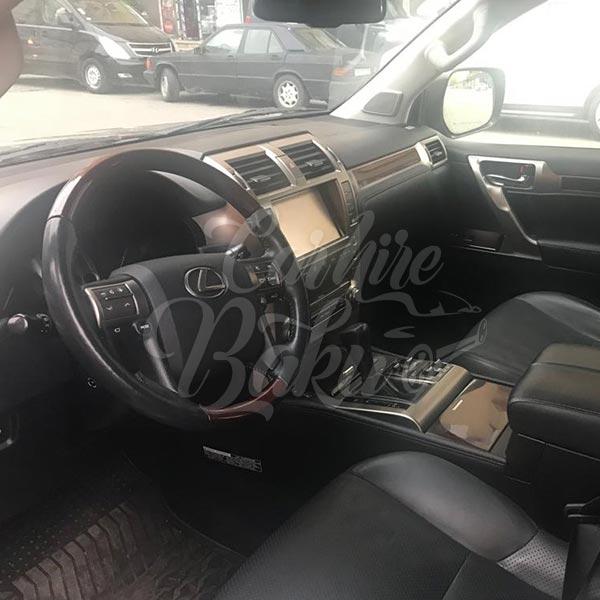Lexus GX460 (2017) / Rental cars in Baku, Azerbaijan / Kirayə maşınlar / Авто на прокат в Баку, Азербайджан 14.05.2019