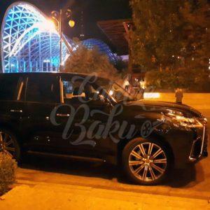 Lexus LX570 (2018) / Rental cars in Baku, Azerbaijan / Kirayə maşınlar / Авто на прокат в Баку, Азербайджан 140.05.2019