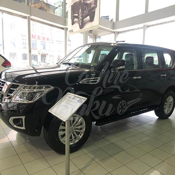 Nissan Patrol (2019) / Rental cars in Baku, Azerbaijan / Kirayə maşınlar / Авто на прокат в Баку, Азербайджан 14.05.2019