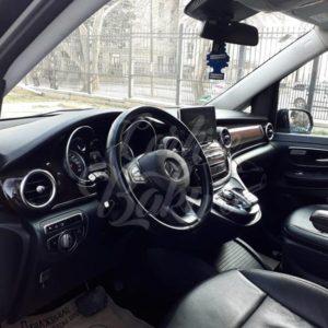 Mercedes V-class (2018) / Rental Cars In Baku, Azerbaijan / Kirayə Maşınlar / Авто на прокат в Баку, Азербайджан 14.05.2019