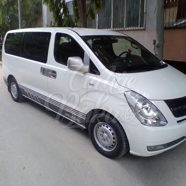 Hyundai H1 | Rent car Baku, Car Hire Baku / 24092019