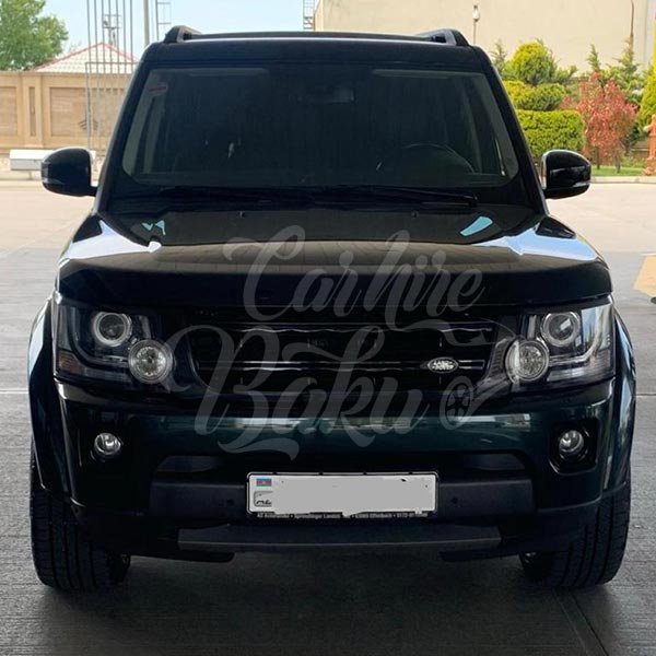 Land Rover Discovery (2012) / rent a car Baku / kiraye masinlar / аренда авто в баку 24.09.2019