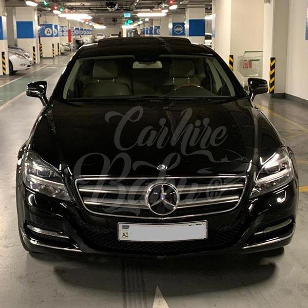 Mercedes CLS (2014) / rent a car Baku / kiraye masinlar / аренда авто в баку 24.09.2019
