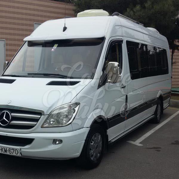 Mercedes Sprinter (2012) / arenda masinlar / аренда авто в Баку / rent a car Baku 14.09.2019