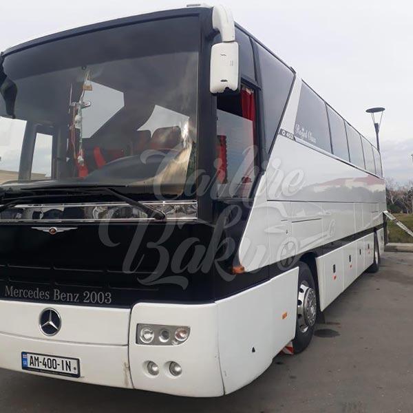 Mercedes-Benz 403 / rental bus in Baku, Azerbaijan / Автобус в аренду в Баку, Азербайджане 14.09.2019