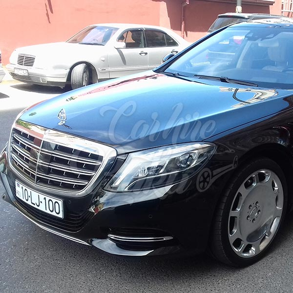 Mercedes Maybach (2016) / Rent a car Baku / Arenda masinlar / Аренда авто в Баку 14.09.2019