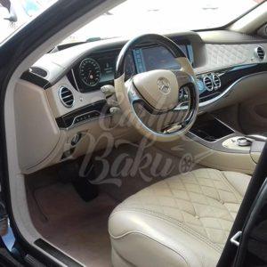 Mercedes Maybach (2016) / Rent A Car Baku / Arenda Masinlar / Аренда авто в Баку 14.09.2019