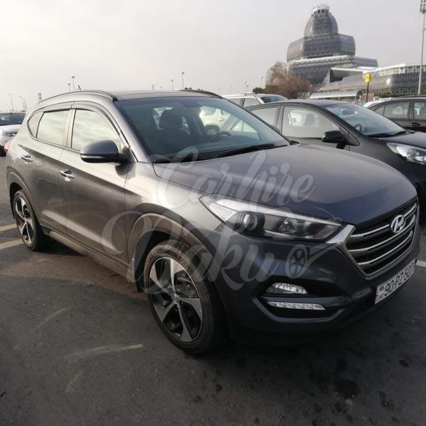 Hyundai Tucson (2019) / Rental cars in Baku, Azerbaijan / Kirayə maşınlar / Авто на прокат в Баку, Азербайджан 07.12.2019