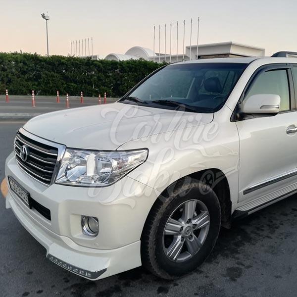 Toyota Land Cruiser (2013) / Rental cars in Baku, Azerbaijan / Kirayə maşınlar / Авто на прокат в Баку, Азербайджан 06.12.2019
