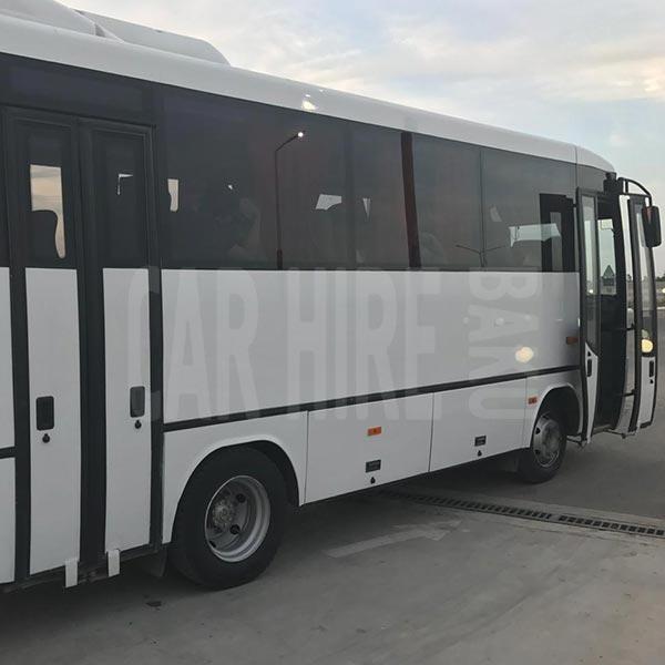 Otokar Sultan / Rental cars in Baku, Azerbaijan / Kirayə maşınlar / Авто на прокат в Баку, Азербайджан 21.01.2020